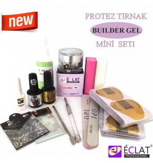 BUİLDER GEL MINI SETİ