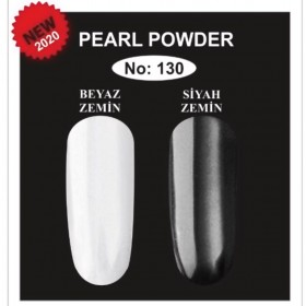 Pearl Mirror Powder No: 130 (inci krom tozu)