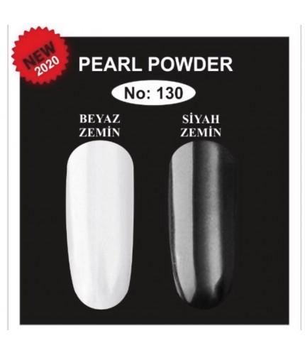 Pearl Mirror Powder No: 130 (inci krom tozu)
