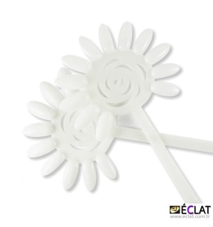Tırnak Paleti Yelpaze 1 ADET (Beyaz)