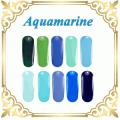 Aquamarine Mavi-Yeşil Tonları