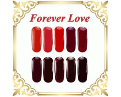 Forever Love Kırmızı Tonları