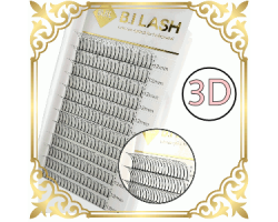 3D-5D İpek Kirpik